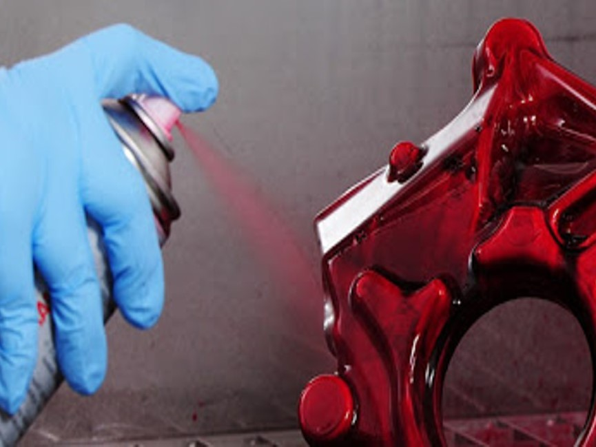 Liquid Penetrant - NDT