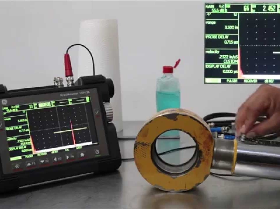 Ultrasonic Testing - NDT