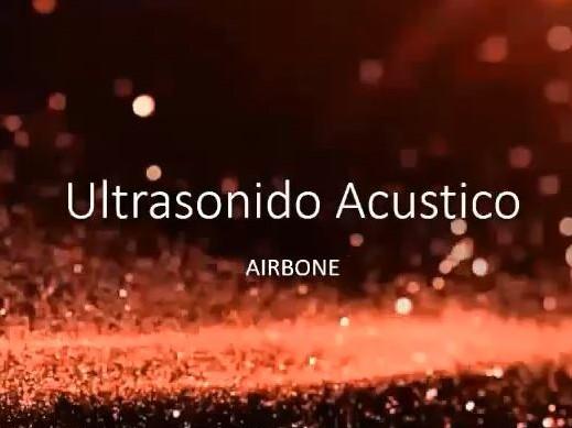 Equipo Ultrasonido Acústico