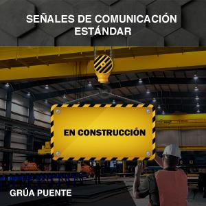 Señales de Comunicaciones Estándar - Grúa Puente